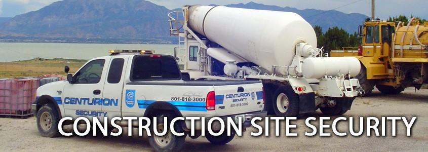 Construction Site Centurion Security