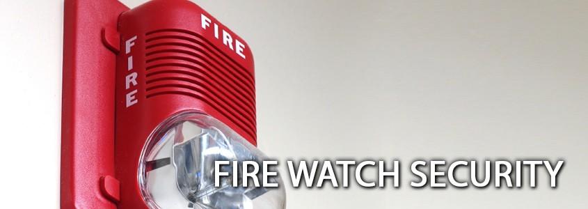 Centurion Security Fire Watch Security